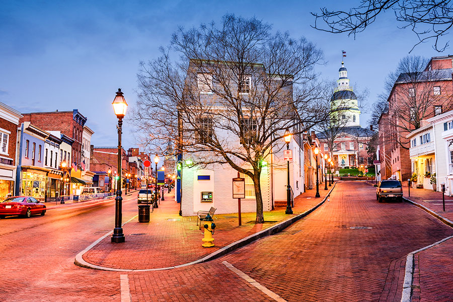Annapolis Tours and Crawls of Annapolis Maryland Hotel