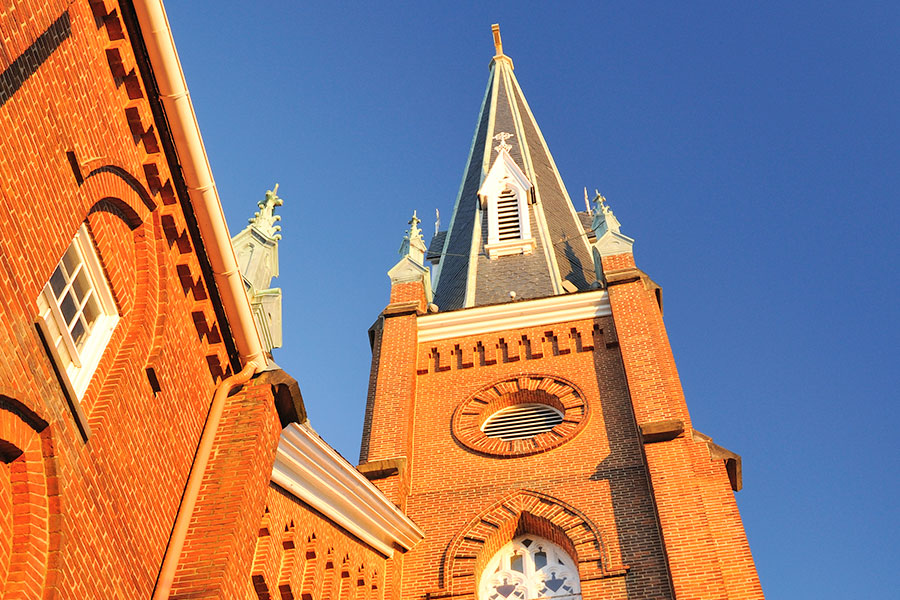 St. Mary's Church of Annapolis Maryland Hotel