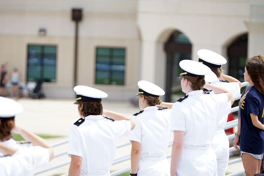US Naval Academy of Annapolis Maryland