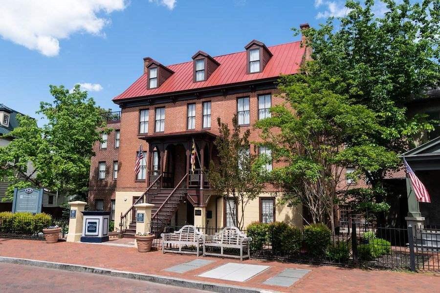 Governor Calvert House of Historic Inns Annapolis