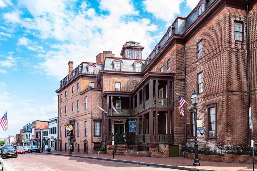 Maryland Inn of Historic Inns Annapolis