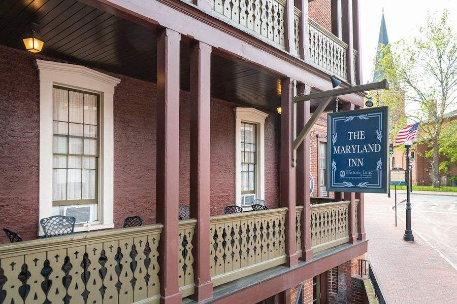 Contact of Historic Inns Annapolis