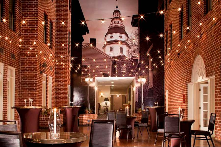 Meeting Rooms in Historic Inns Annapolis