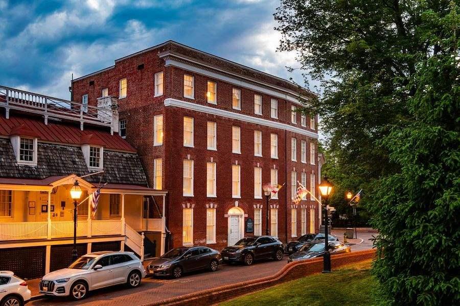 Robert Johnson House of Historic Inns Annapolis