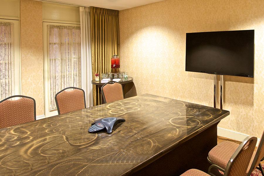 Abram Claude Meeting Rooms of Historic Inns Annapolis