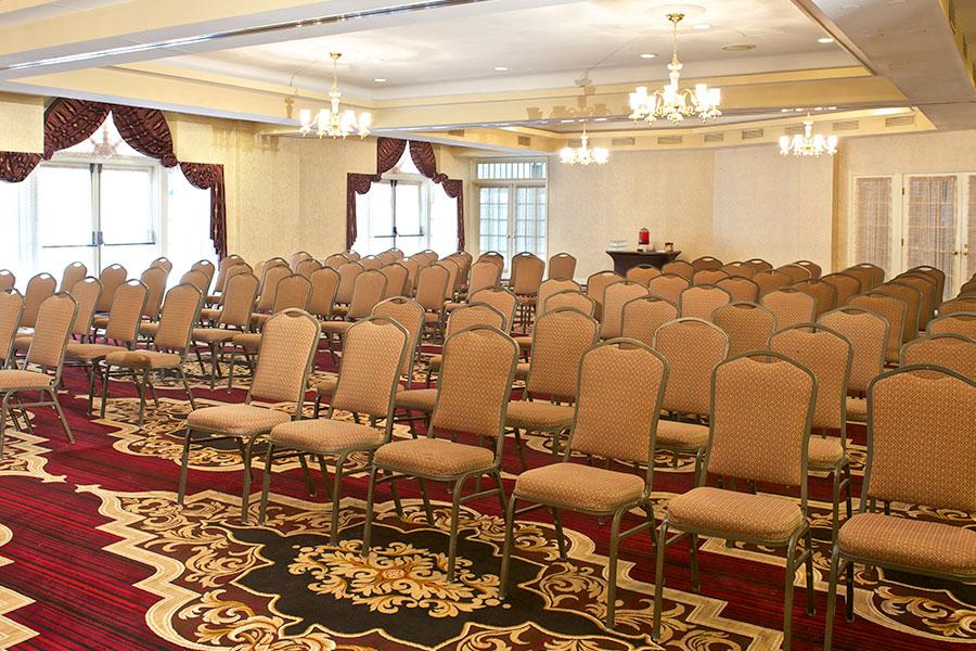 Governor Calvert Ballroom Meeting of Historic Inns Annapolis