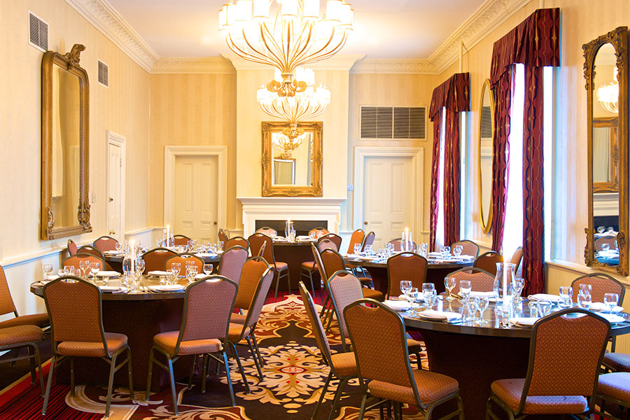 Duke of Gloucester Meeting Rooms of Historic Inns Annapolis