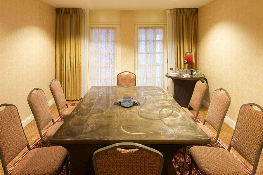 Rebecca Gerard Meeting Rooms of Historic Inns Annapolis
